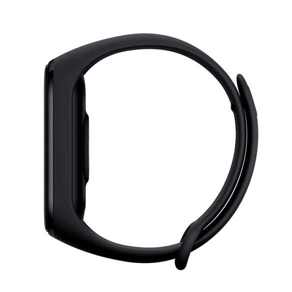 FitPro M4 Pro testhőmérséklet-, pulzus-, vérnyomás- és véroxigénmérő okoskarkötő - Fekete